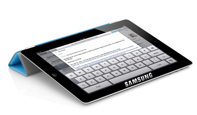 une tablette samsung dot e d 39 un cran retina serait en. Black Bedroom Furniture Sets. Home Design Ideas