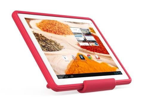 Archos lance une nouvelle tablette chefpad pour la - Tablette pour la cuisine ...