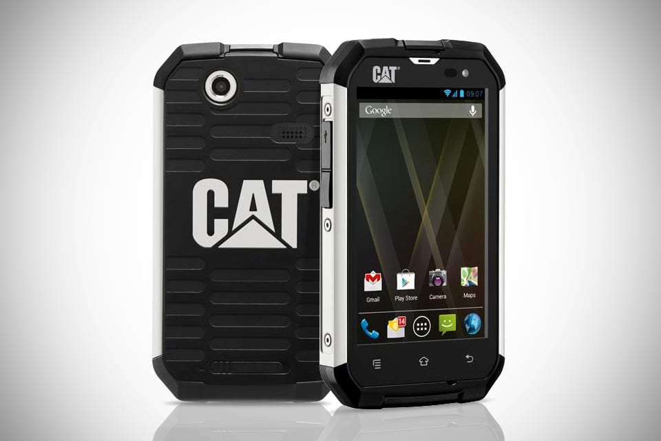 cat b15 tanche r sistant le smartphone tout terrain g n ration mobiles. Black Bedroom Furniture Sets. Home Design Ideas