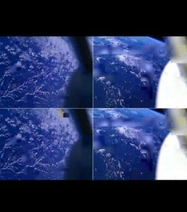 Photo Terre depuis les Nexus One en orbite