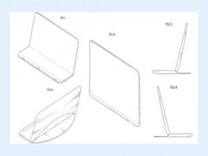 Patent-flexibele-tablet-Samsung