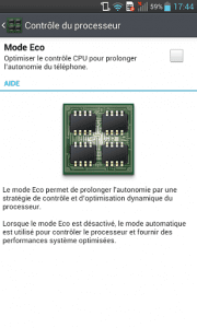 screen eco proc