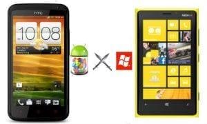 HTCvs-Nokia