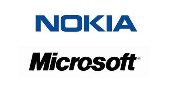 Nokia-Microsoft-Logos