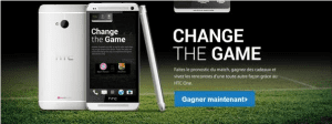 change the game htc