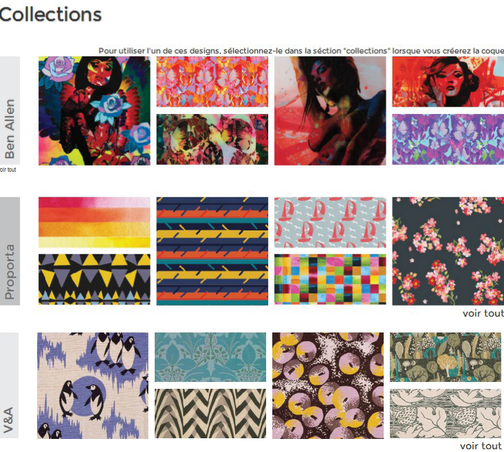 image collections