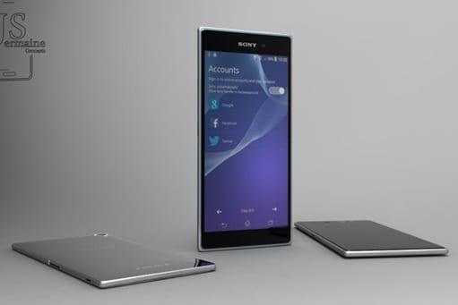 Le Sony Xperia Z2 s'anime dans un concept (vidéo ...