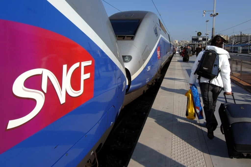 FRANCE RAILWAY STRIKE