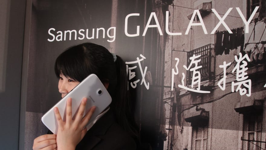 Samsung launched GALAXY Note 8.0