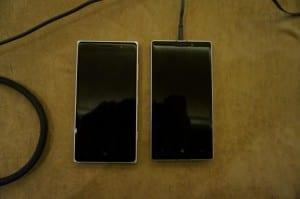 Comparaison Lumia 830 et Lumia 930