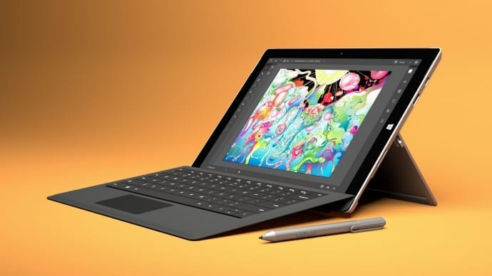 surfacepro3illustrator