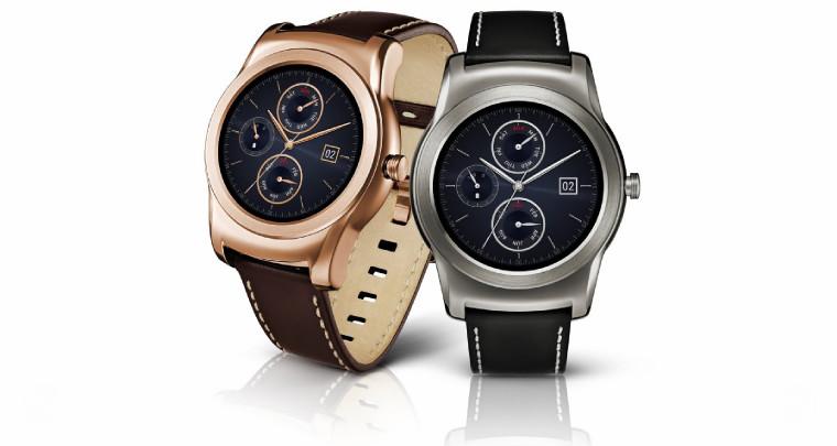 LG s'apprête à sortir une nouvelle smartwatch de luxe ...