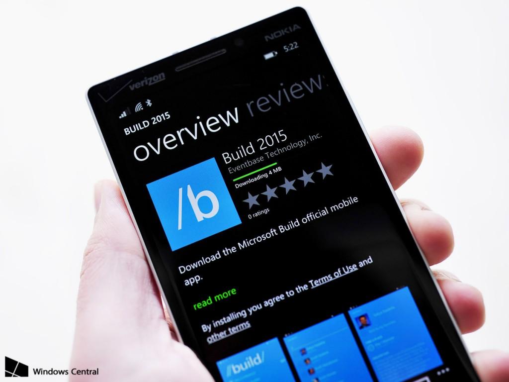 Build-2015-app