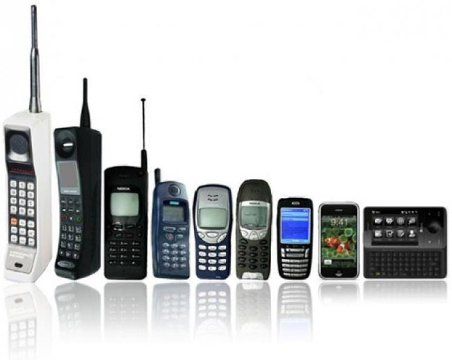 une-evolution-permanente-du-telephone-portable