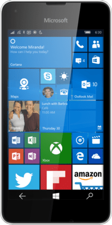 Lumia-550-specs-white-front-SSIM-png