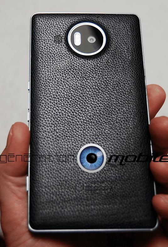 coque arrière sur Lumia
