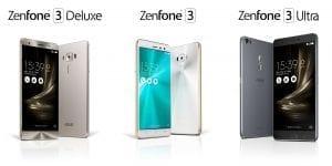 GAMME ZenFone 3