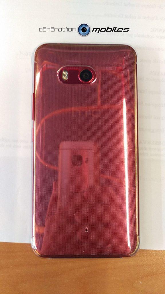 [TEST] HTC U11 Rouge Solaire 11.6