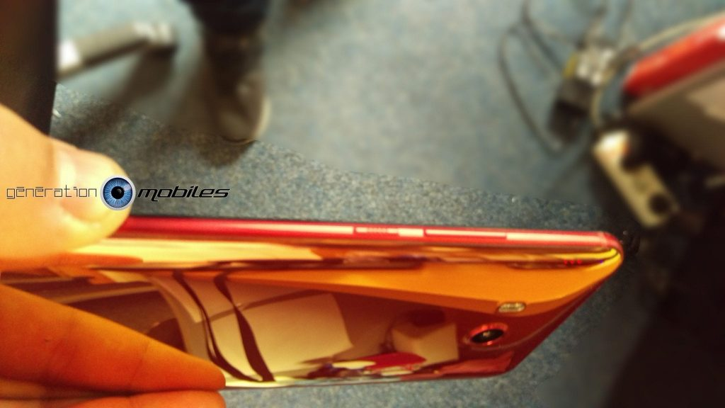[TEST] HTC U11 Rouge Solaire 6