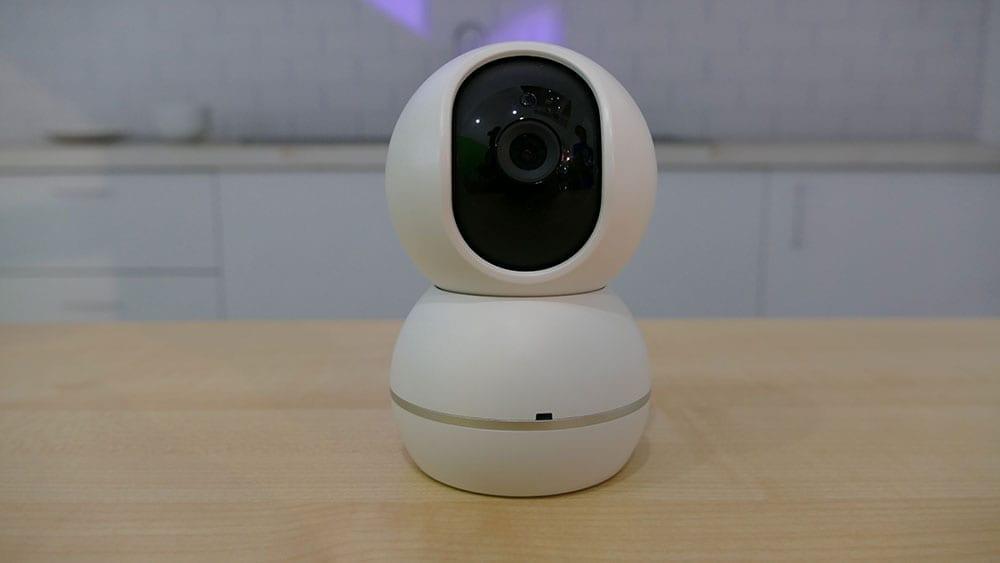 ifa 2018 lenovo smart camera