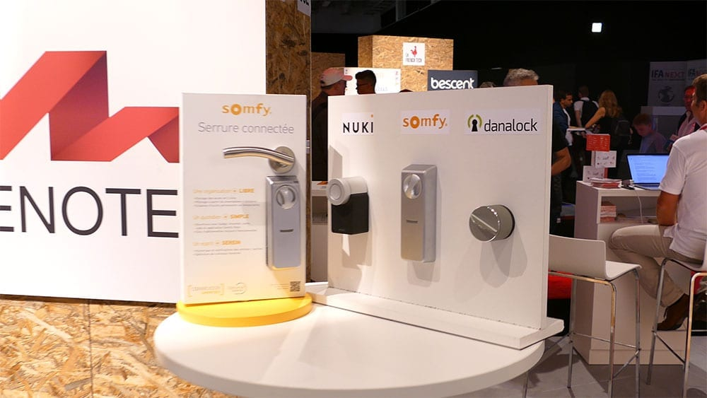 ifa 2018 start up fenotek interphones connectes