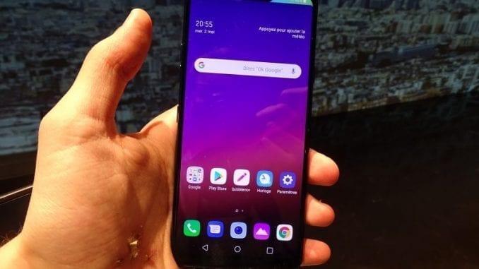 SMARTPHONE LG G7 THINQ