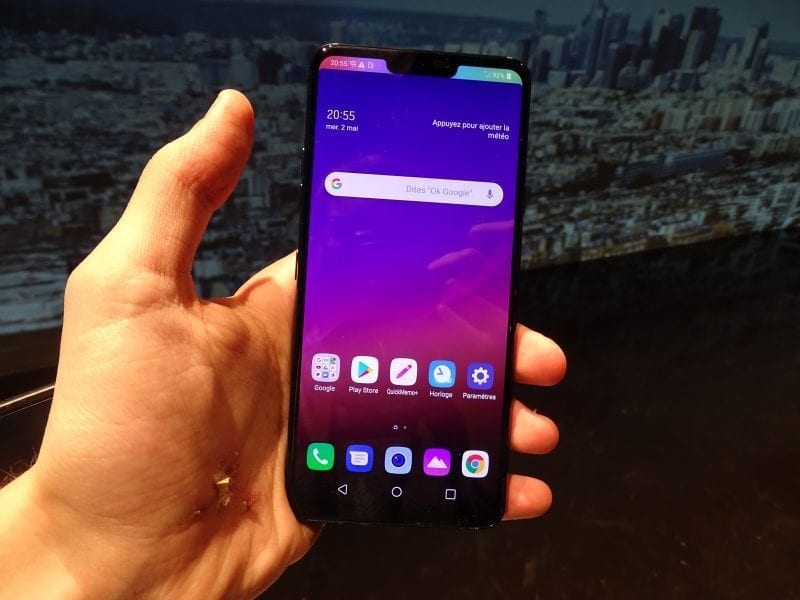SMARTPHONE LG G7 THINQ