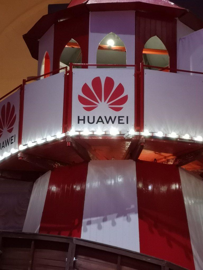 Test Huawei P20 Pro echantillon
