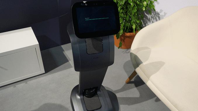 ifa 2018 temi robot domestique avec IA