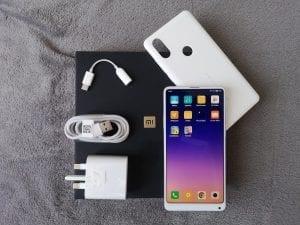 boite du Xiaomi Mi Mix 2S