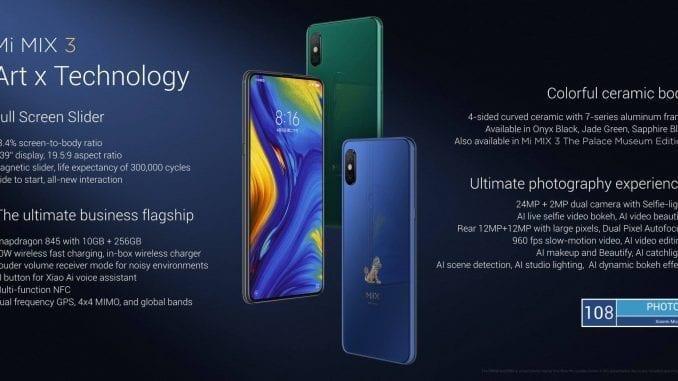 [NEWS] Le Xiaomi Mi Mix 3 est officiel : caractéristiques, spécifications, prix,… Caract%C3%A9ristiques-principales-Mi-Mix-3-678x381