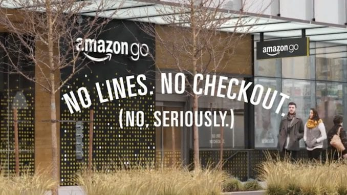 [NEWS] Amazon Go : Bientôt des magasins à Londres et dans les aéroports ? Amazon-GO-1-678x381