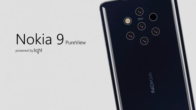 [NEWS] MWC 2019 : Enfin un Nokia 9 « PureView » de prévu ! Nokia-9-render-678x381