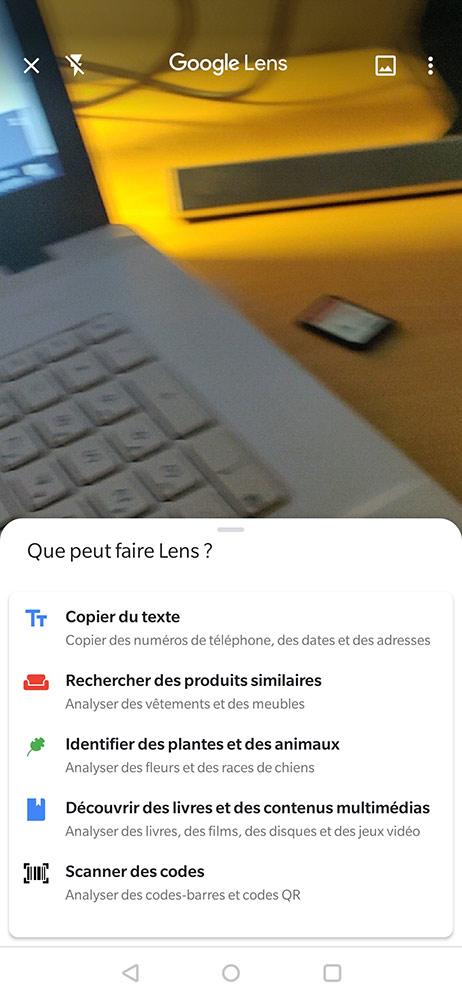 test oneplus 6t google lens
