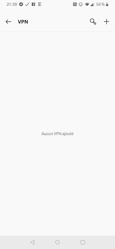 test oneplus 6t vpn