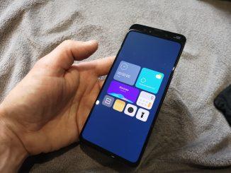 test Xiaomi Mi Mix 3