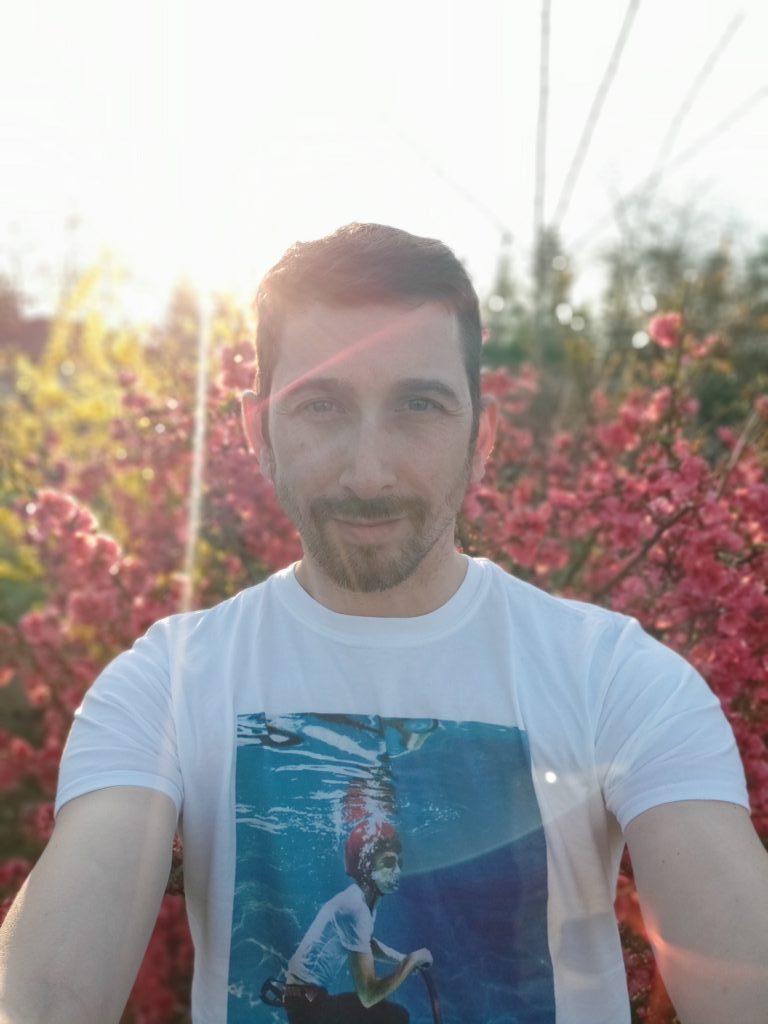 test du mode selfie mi mix 3