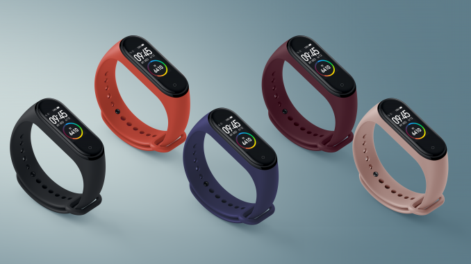 [NEWS] Le Xiaomi Mi BAND 4 est officiel ! Mi-Smart-Band-4_01-678x381