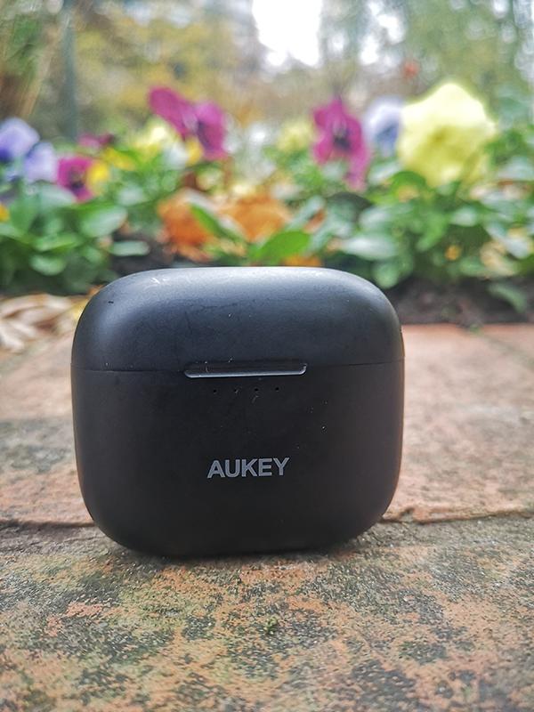 test aukey ep n5 ecouteurs boite